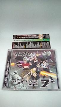 CD インターギャラクティックソニックセヴンズ アッシュベスト1992-2002 / ASH ベストアルバム