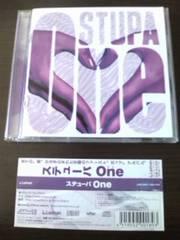 (CD)STUPA/ステューパ☆ONE帯付きSHUHEI<エイジアエンジニア>参加