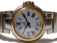 美品 1スタ★ダンヒル/dunhill ミレニアム【スイス製】腕時計