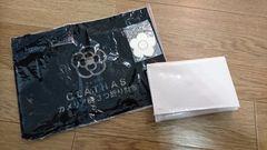 クレイサスカメリア柄3つ折り財布