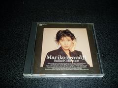 CD「刀根麻理子/MARIKO BRAND 2 Balado Collecchion」