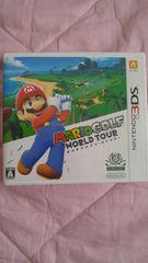 3DSソフト マリオゴルフ