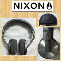 定価16800円 NIXON ニクソン ヘッドフォン NOMADIC 新品