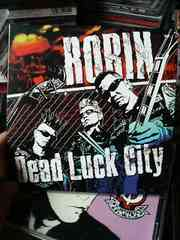 ROBIN/Dead Luck Cityサイコビリーロカビリークリームソーダロビン