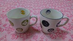 ペアマグカップ/軽いマグカップ/お月見うさぎ/桜/HOME茶房/和風