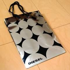 即決!! SALE!! DIESEL ディーゼル ショッパー ショップ袋