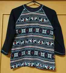 ノルディック柄のパジャマ☆size130