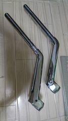 CBX400F ハンドル メッキ