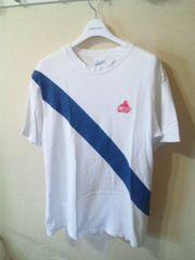 エクストララージ ラインTシャツ M