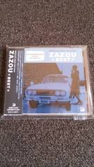 ZAZOU美品CD ザズー ダックテールズ ムーンドッグス クレイジーケン イクラ ベスト03