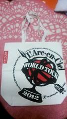 L'Arc-en-Ciel2012年ワールドツアートートバッグ