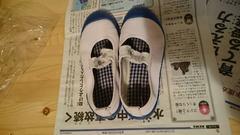19センチ上靴used