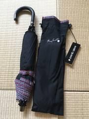 レア品!新品未使用非売品マリークヮント 折りたたみ傘
