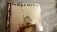 Aqua Timez「The BEST of Aqua Timez」ベスト/限定/DVD付