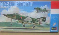 1/72 タカラレベル RF-4E ファントム�U (航空自衛隊/西ドイツ空軍)