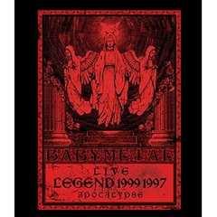 BABYMETAL LIVE ~ LEGEND 1999&1997 APOCALYPSE Blu-ray 新品