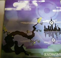 CD RADWIMPS 2 帯無し ラッドウィンプス