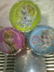アナと雪の女王 小銭入れ 3種類 コインケース
