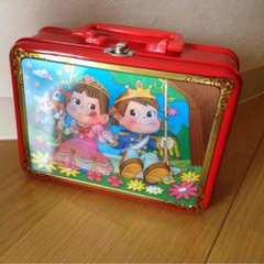ペコちゃん ランチボックス 缶バッグ