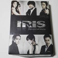 BIGBANG/T.O.P「アイリス IRIS」オリジナル・サウンドトラック・パーフェクト・ボックス