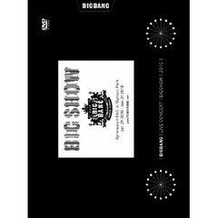 [新品]BIGBANG LIVECONCERT BIGSHOW2010DVD(初回限定盤)[日本盤]