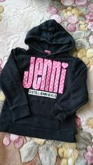 jenni130フード付きトレーナー美品