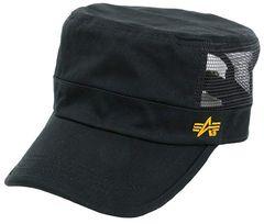 インダストリーズ 帽子 ワークキャップ 柄1