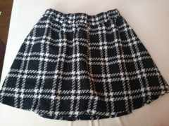 Dosch チェック スカート
