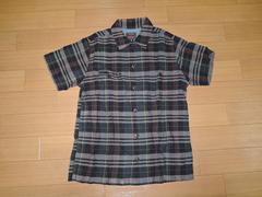 68&brothersチェックシャツSシックスティエイトアンドブラザーズ