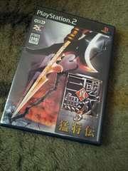 PS2☆真三國無双3猛将伝☆光栄。状態良い♪