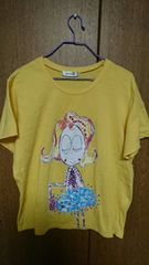 size:F3 Tシャツ☆黄