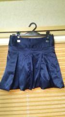 SLY 紺可愛いスカート