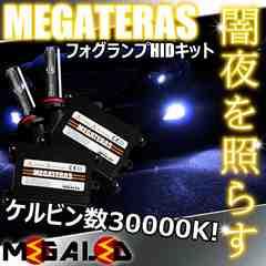 mLED】レクサスGS450h前期後期/フォグランプHIDキット/HB4/30000K