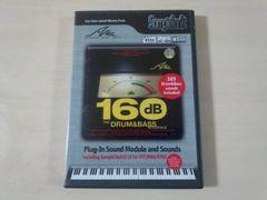 SampleTank用拡張音源CD-ROM 160DB DRUM BASS