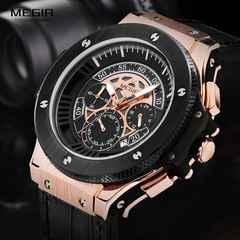 メンズ  レディース インポート 腕時計 新品未使用 megir