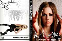AVRIL LAVIGNE IN THEATLE 2007 アヴリル