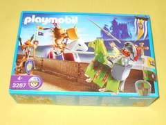 playmobil★3287 騎士の戦い プレイモービル
