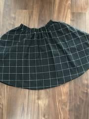 ロペピクニック リバーシブルフレアスカート