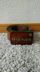 DIESELベルト80cm(MADE IN ITALY)