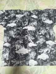☆新柄黒×竹林に虎柄ダボシャツ140