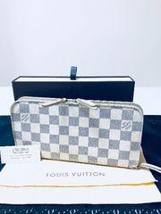 1円◆正規品◆良品◆ ルイヴィトン アズールアンソリット 長財布