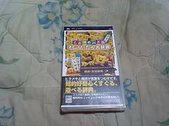 【PSP】ことばのパズル もじぴったん大辞典