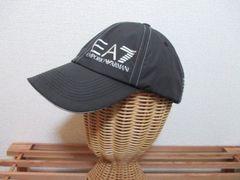 ☆エンポリオ アルマーニ キャップ/帽子☆ブラック☆新品☆男女兼用