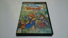 PS2/ドラゴンクエスト�[★ディスク綺麗★【送料120円〜】★即決★