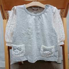 即決★ラス1新品★ブランシェス★半袖Tシャツ★80cm