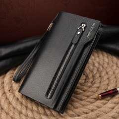 送料無料:新品:多機能長財布 カード入11枚・小銭入・札入有り