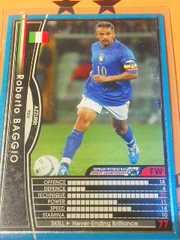 WCCF 04-05 イタリア代表 / ロベルト・バッジョ ☆3点で送料無料 サカつく