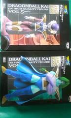 ドラゴンボール改 DXフィギュア フリーザ ザーボン 2種
