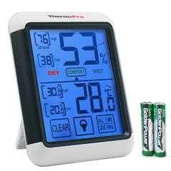 湿度計 温度計 デジタル室内 大画面温湿度計 最高最低表示