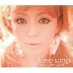 外装フィルム未開封初回限定盤【Love songs/浜崎あゆみ】CD+DVD